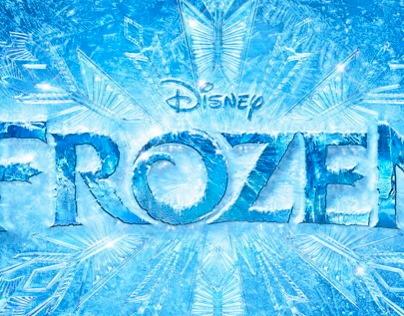 Disney's Frozen - Modeled Giant Snowflake