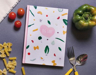 """""""Big Love"""" Cookbook"""