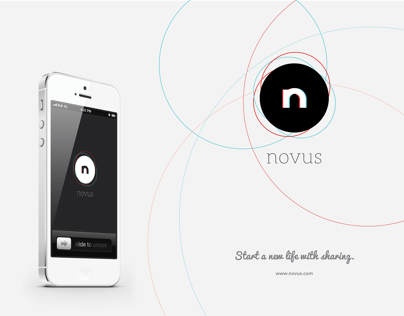 NOVUS_A new social shopping application on your iPhone