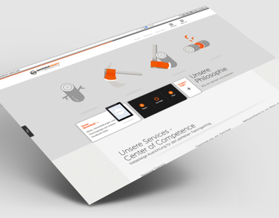 Woodiron Sports Webdesign
