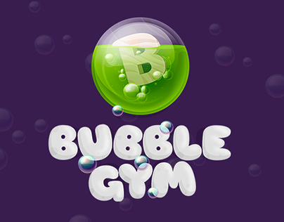 Bubble Gym Game