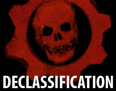 Declassification Screen - Gears Of War: Judgment