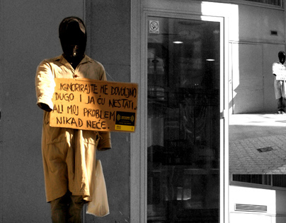Amnesty International - Guerrilla Marketing