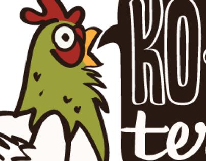 Kokioh Teriyaki Mock Logo