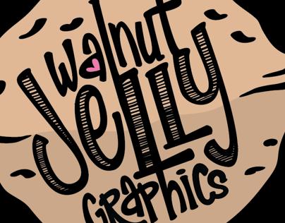 Walnut Jelly Graphics Logo