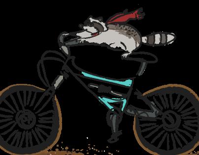 Freestyle Illustration