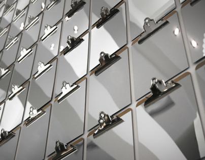 . Maison Corbeil   Mirror Mirror Installation on Behance