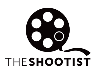 The Shootist branding and website