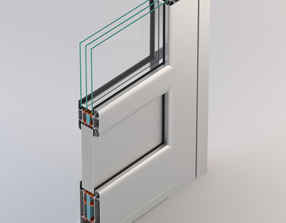 Window Product 3D Model
