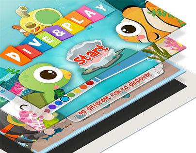 KIZZU - Dive & Play