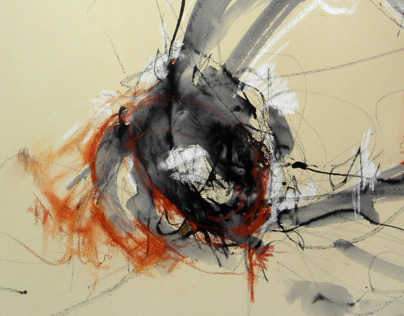 Abstract paintings and graphics