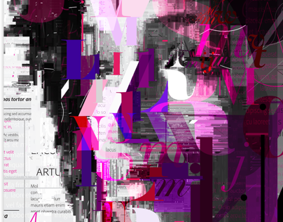 Adobe InDesign Newsletter