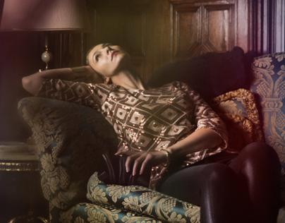 Yaminta.com Lookbook Moody Furs and sparkles