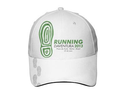 Portfólio - Concurso RUNNING DAVENTURA