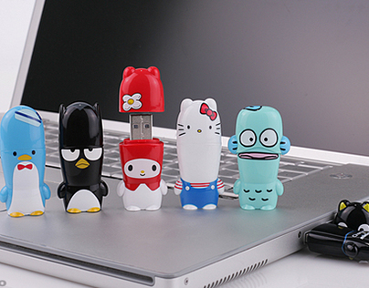 Sanrio X MIMOBOT USB Flash Drive
