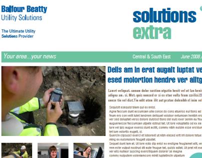 Balfour Beatty - Internal Communications
