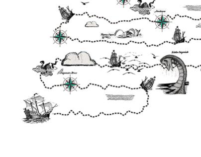 Shackleton Christmas Card
