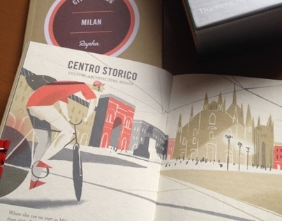 CITY CYCLING GUIDES - Europe