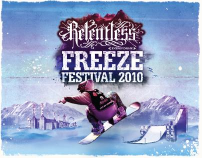 Freeze Festival 2012