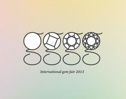 Identity for International gem fair
