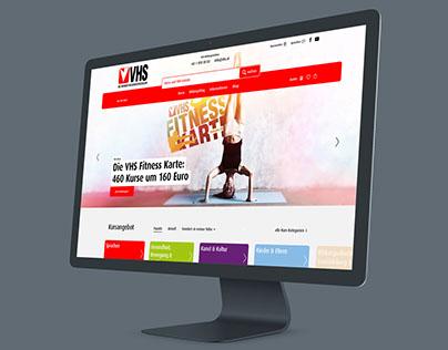 VHS Wien Website