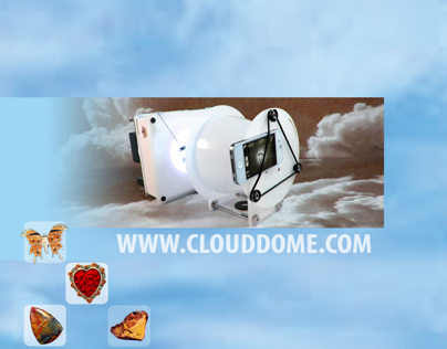 You Tube/Facebook Headers for Cloud Dome Inc.