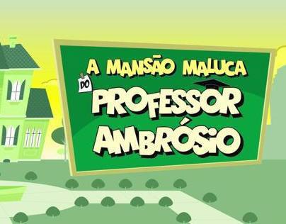 A mansão maluca do Professor Ambrósio