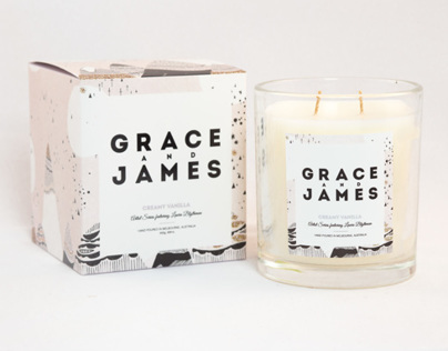Grace and James Candle Co.