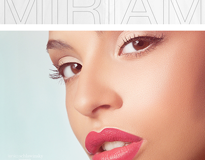 Miriam // Testshooting
