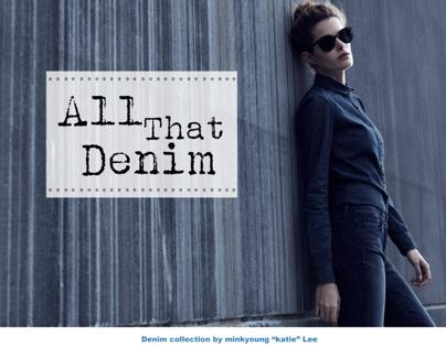 All That Denim