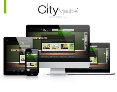 City Meuble Website