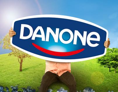 Danone: Facebook Posts