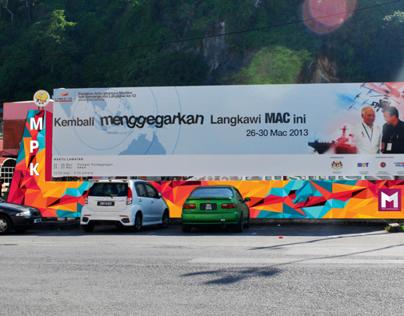 Cubism Billboard