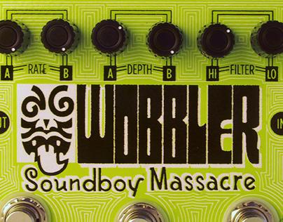 Wobbler Effects Pedal