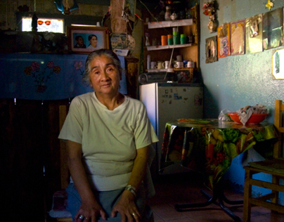 Yolanda Curruhuinca: Mapuche