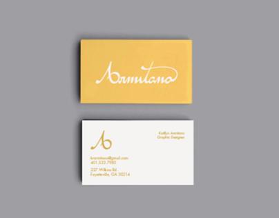 Armitano Logo Design