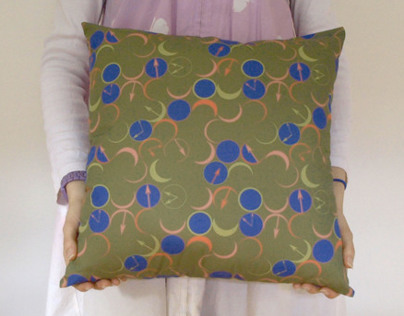 Digitally Printed Pillows Available on Etsy!