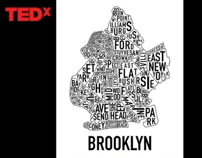 Tedx Williamsburg Presentation Design