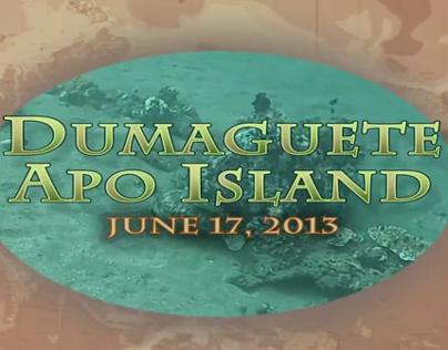 Dumaguete Apo Island June 17, 2013
