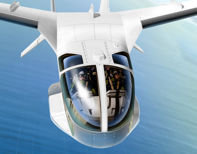 VTOL aircraft concept