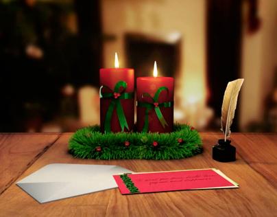 Christmas postal