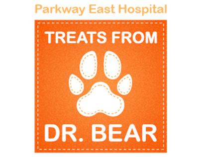 Treats from Dr. Bear