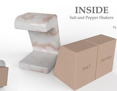 Salt&Pepper Shaker