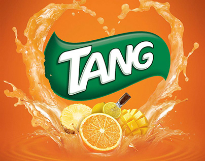 Printing Ads of Tang - Mondelez