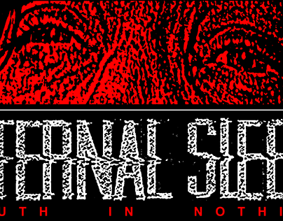 Tee Design - Eternal Sleep (2015 Tour)