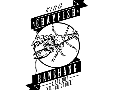 KING CRAYFISH BANCHANG LOGO
