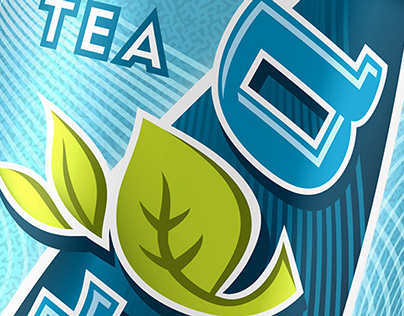 Nestea Logos and Can Graphics
