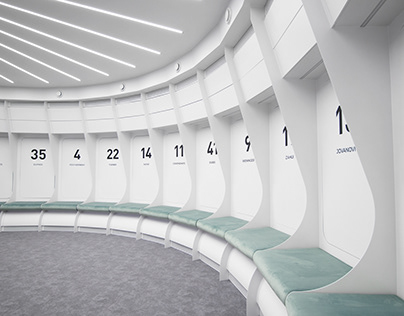 SOPRON BASKET - locker room