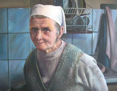 Painting - portraits