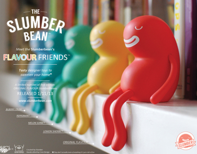 Slumberbean Toy